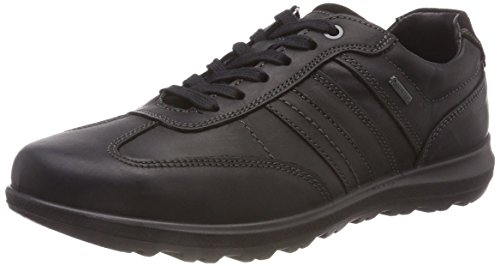 ara FINN, Herren Sneaker, Schwarz (Black 01), 40 EU (6.5 UK)