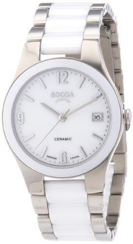 Boccia Damen-Armbanduhr XS Ceramic Analog Keramik 3189-01
