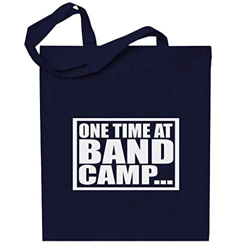 Cloud City 7 One Time at Band Camp American Pie Totebag