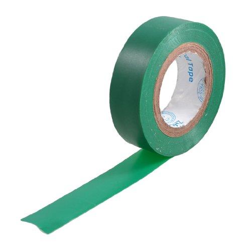 17mm breit Isolierung selbstklebend Isolierband grün 10m 32,8Ft de