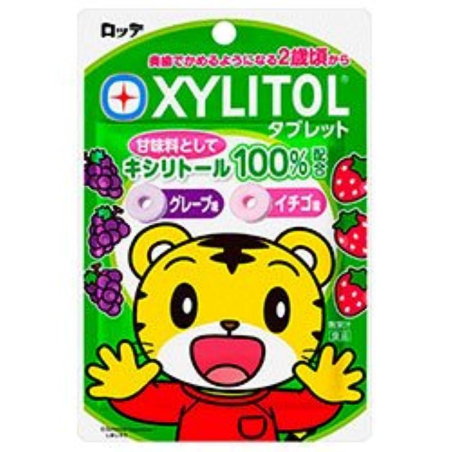 振り向くレーザ有効化ロッテ キシリトールタブレット 30g×10袋入×(2ケース)