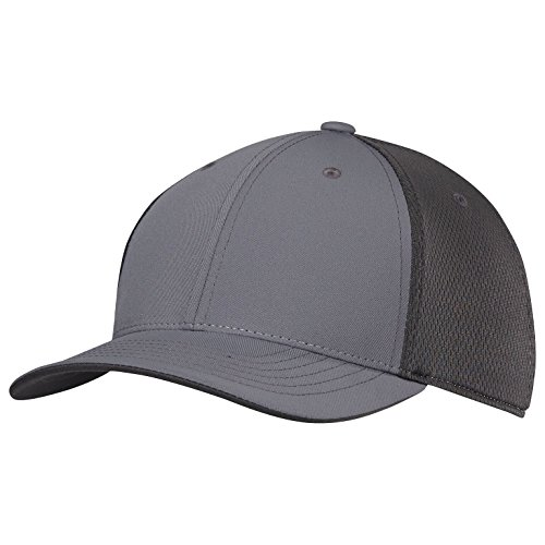adidas - Cappellino da Baseball con Climacool - Adulti/Unisex (L/XL) (Grigio)