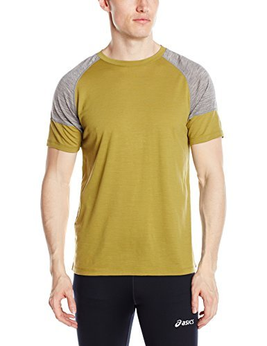 Ibex Outdoor Clothing Men's W2 Sport Tee Komodo Small [並行輸入品]