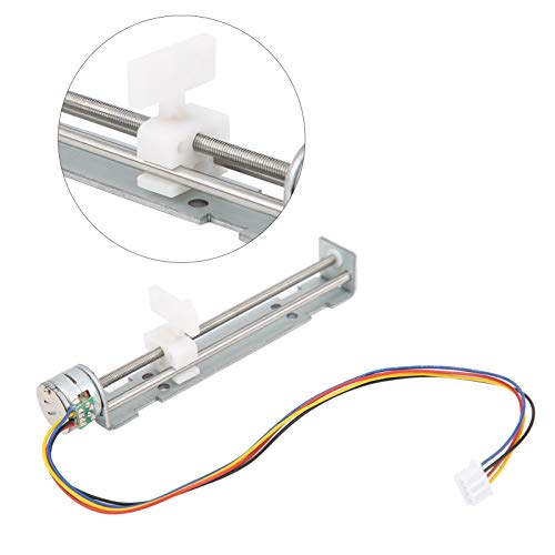 Motore passo-passo per macchina per incisione a corsa lineare Motore passo-passo lineare per stampante laser di misurazione di piccole apparecchiature a cursore