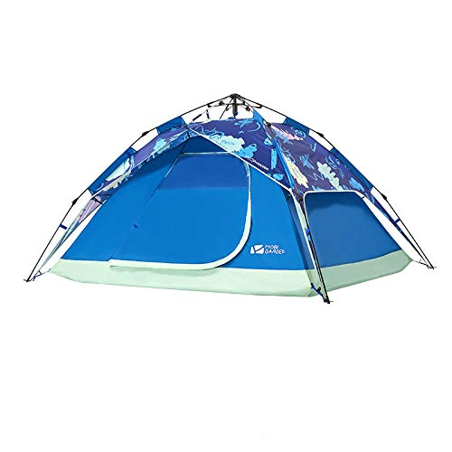 Ziyi Camping Tent,pop-up Tents,Outdoor Automatic Waterproof Tent,windproof And Sun-proof,ventilated On All Sides,reinforced Fiber Pole,fast And Convenient