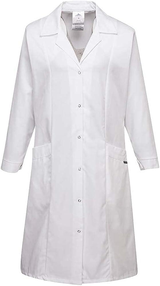 Portwest Workwear Mens Princess Line Coat