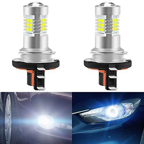H8 PGJ19-1 Xenon WHITE 27 LED SMD CAN BUS ERROR FREE Car Fog Bulbs fit PORSCHE