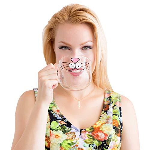 The Original Cat Beard Mug