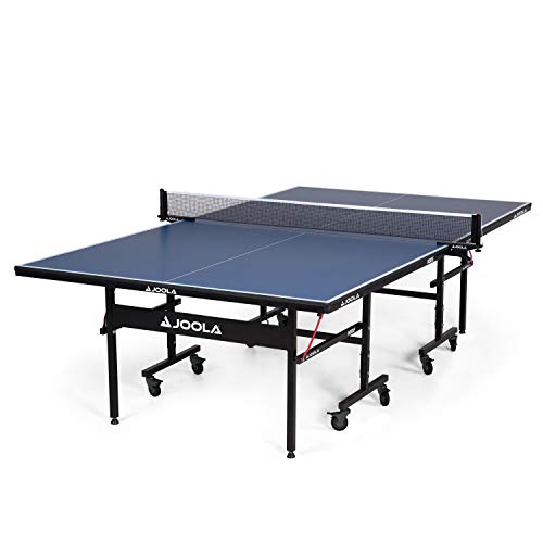 JOOLA Inside - Professional MDF Indoor Table Tennis Table with Quick Clamp Ping...