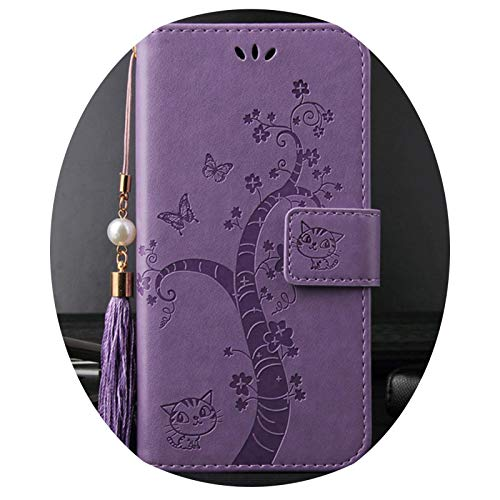 Embossing For iPhone 11 12 Pro 6 6S 7 8 Plus X XR XS MAX SE Case Wallet Leather Flip Stand Fashion Case Cover Mobile Phone Bag,Violet,For iPhone 11