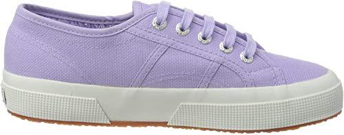 Superga Unisex-Erwachsene 2750 Cotu Classic S000010 Gymnastikschuhe, Violett (Violet Lilla 430), 37 EU