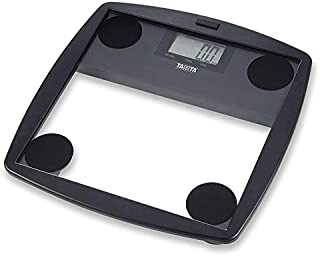 Tanita Australia HD-355 Bathroom Scale - Black, 2.5 kilograms