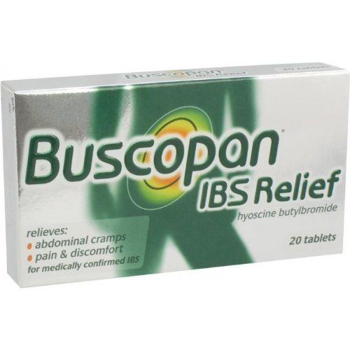 Buscopan IBS Relief Tablets 10mg