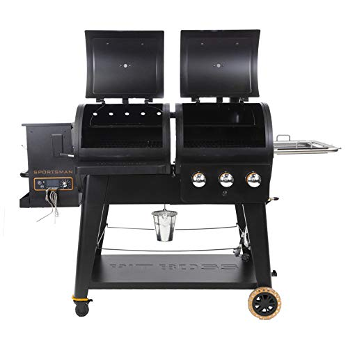 Compare Pit Boss PB1230sp Sportsman vs. PIT BOSS PB1150G Grill