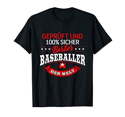 Bester Baseballer - Baseball & Baseballspieler Geschenk