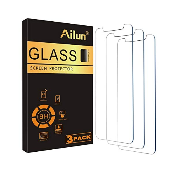 Ailun Glass Screen Protector Compatible for iPhone 12/iPhone 12 Pro 2020 6.1 Inch...