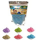 SAMPLUS MALL (LABEL) Active Kids Indoor Toy Beach Seaside Model Castle Clay Moving
