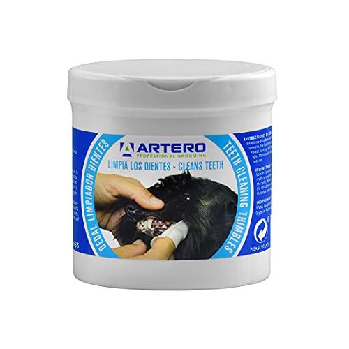 Artero Dedales Limpiadores para los dientes de perros y gatos ⭐