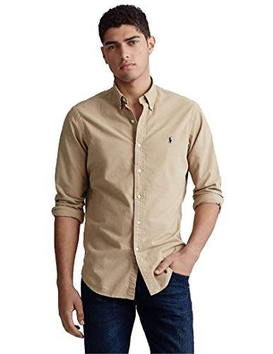 Polo Ralph Lauren GD Oxford beige - XXL