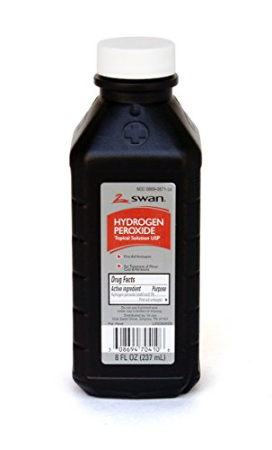 Medique Products 3% Hydrogen Peroxide