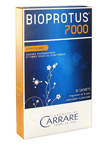 CARRARE - Bioprotus 7000 - Boite De 10 Sachets-5g