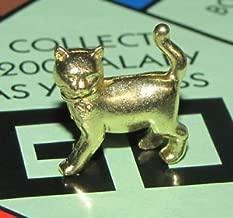 Monopoly Classic Limited Edition Golden Bonus Cat Token