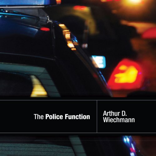 The Police Function cover art