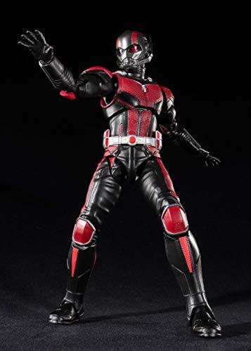 BANDAI Man & Hormiga Set 2 Figuras 15 Cm Marvel Ant-Man and