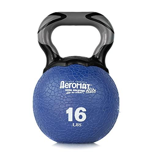 Elite Kettlebell (16 lbs. - Blue)