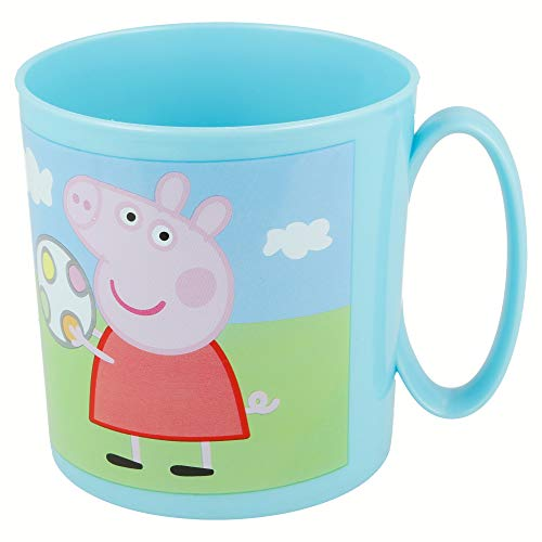 TAZA MICRO 350 ML | PEPPA PIG