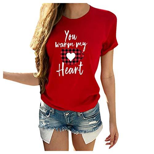Womens Ladies Love Heart Diamond Valentines Oversized Baggy Tunic T-Shirt Dress