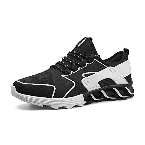 Zapatos Planos Deportivos al Aire Libre atléticos de la Moda del talón Plano...