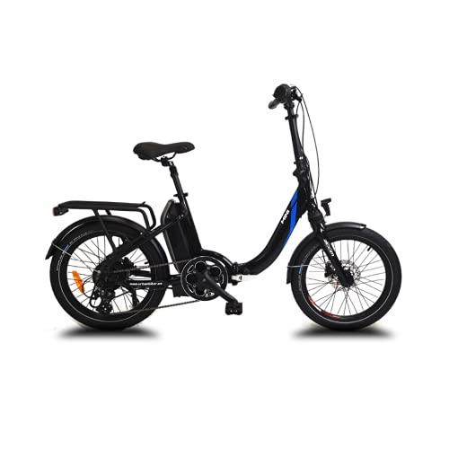 URBANBIKER Bicicleta eléctrica Plegable Mini, con batería de 36v y 14 A...