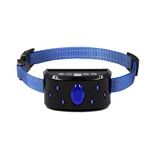 XUYH Collar Antiladridos, Collar De Entrenamiento Recargable para Perros