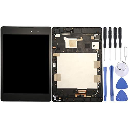 GBHGBHIT Schermo LCD e Digitizer Assemblea Completa con la Pagina for ASUS zenPad 3 8.0 / Z581KL (Colore : Black)