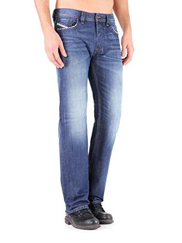 Diesel Herren Larkee 0838B Jeans (29W / 32L, Blau)