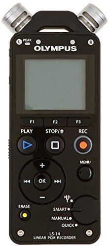 Olympus PCM LS-14 - Grabador de sonido...