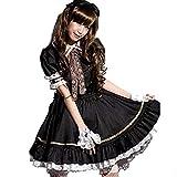 パンプキンパレード ハロウィン メイド 衣装3点セット コスチューム レディース Mサイズ