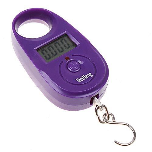 Mini balanza balanza digital balanza de equipaje colgantepeso depescabolsillo de pesaje balanzas eléctricas bascula