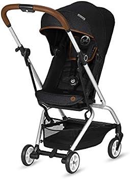 CYBEX Eezy S Twist Gold Denim Collection Stroller
