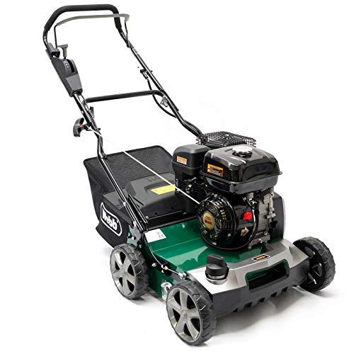 Webb WELS40P Petrol Lawn Scarifier 400mm