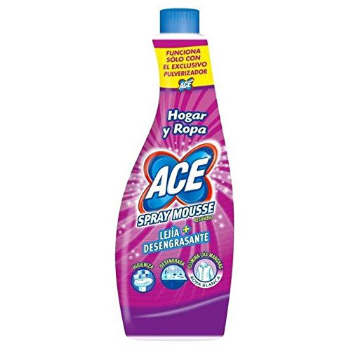 Ace Spray Mousse Refill