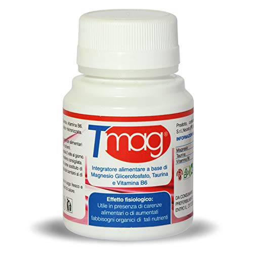 T Mag 60 capsule da 600 mg
