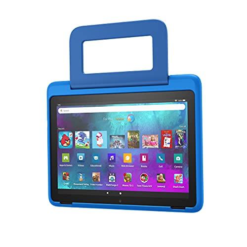 Funda para tablet Fire HD 10 de Amazon, apta para niños (solo compatible con la tablet de 11.ª generación, lanzamiento 2021)