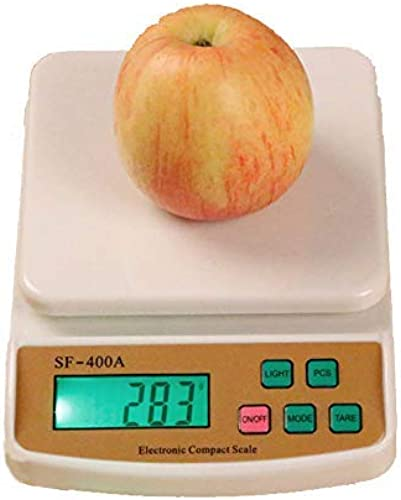 JIVANI BROTHERS Electronic Digital Kitchen Scale Kitchen Scale Digital Multipurpose Weight Machines for Kitchen Weight Scale Kitchen Kitchen Weight Machine Kitchen Weighing Scale Digital Square