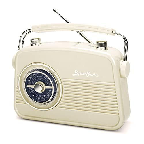 Radio Antigua  marca Byron Statics