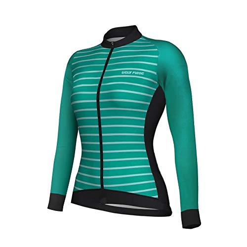 Uglyfrog Langarm Jersey Frauen Mountainbike Jersey Shirts Lange Rennrad Kleidung MTB Tops Sportbekleidung Eine Vielzahl von Optionen