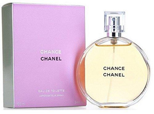 CHANEL Chance Eau de Toilette 100 ml para ella