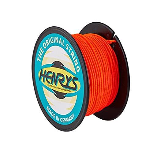 Henrys-Diabolo-Cuerda (25 m), Color Rojo, (Henryys J91020-03)