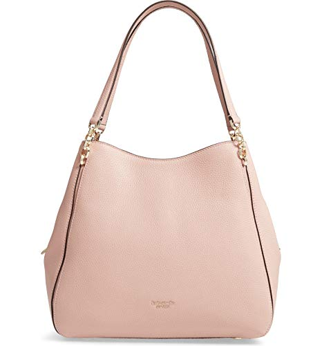 Kate Spade New York Hailey Large Shoulder Bag Flapper Pink One Size